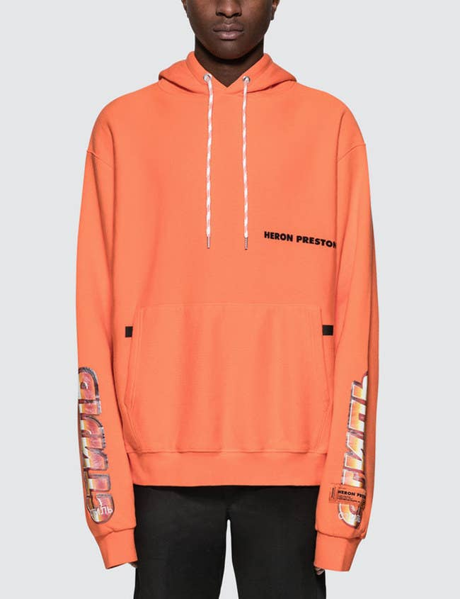 d489ff44f3cc Heron Preston will have you shutting down the sidewalk as you rock  workwear-inspired pieces crafted with luxurious fabrics and sporty  detailing while still ...