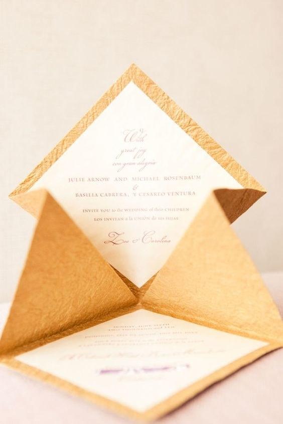 3D invitations.