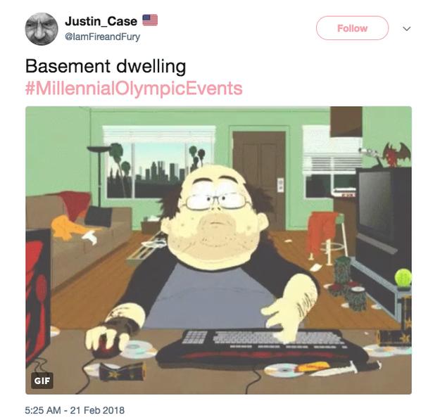 """Basement dwelling."""
