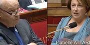 Accusations de violences: Jean-Michel Baylet retire sa plainte en diffamation contre Isabelle Attard