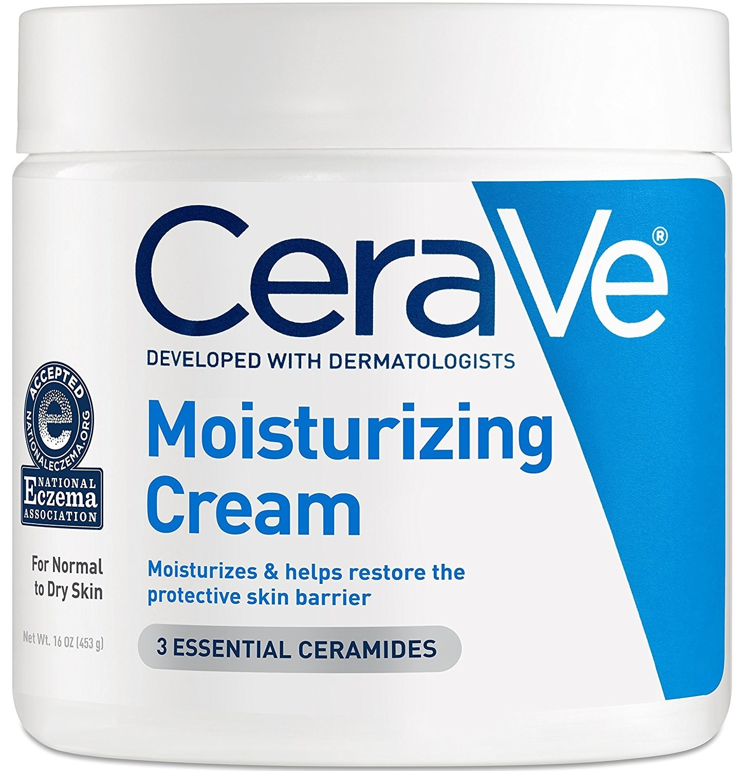 9cd10b48a1149 A daily face (and body!) moisturizing cream for people with dry to normal  skin. This is a miracle product for dryness