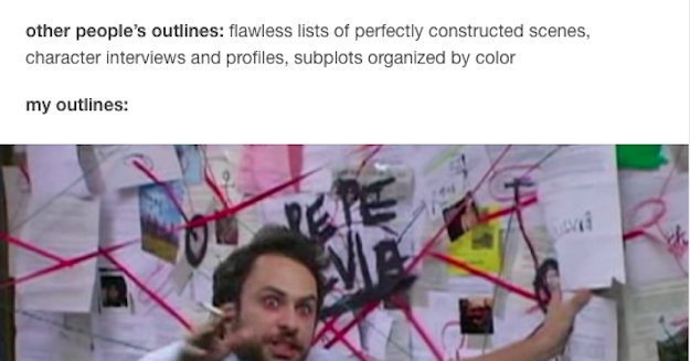 19 Tumblr Posts Thatll Make Any Writer Lolsob