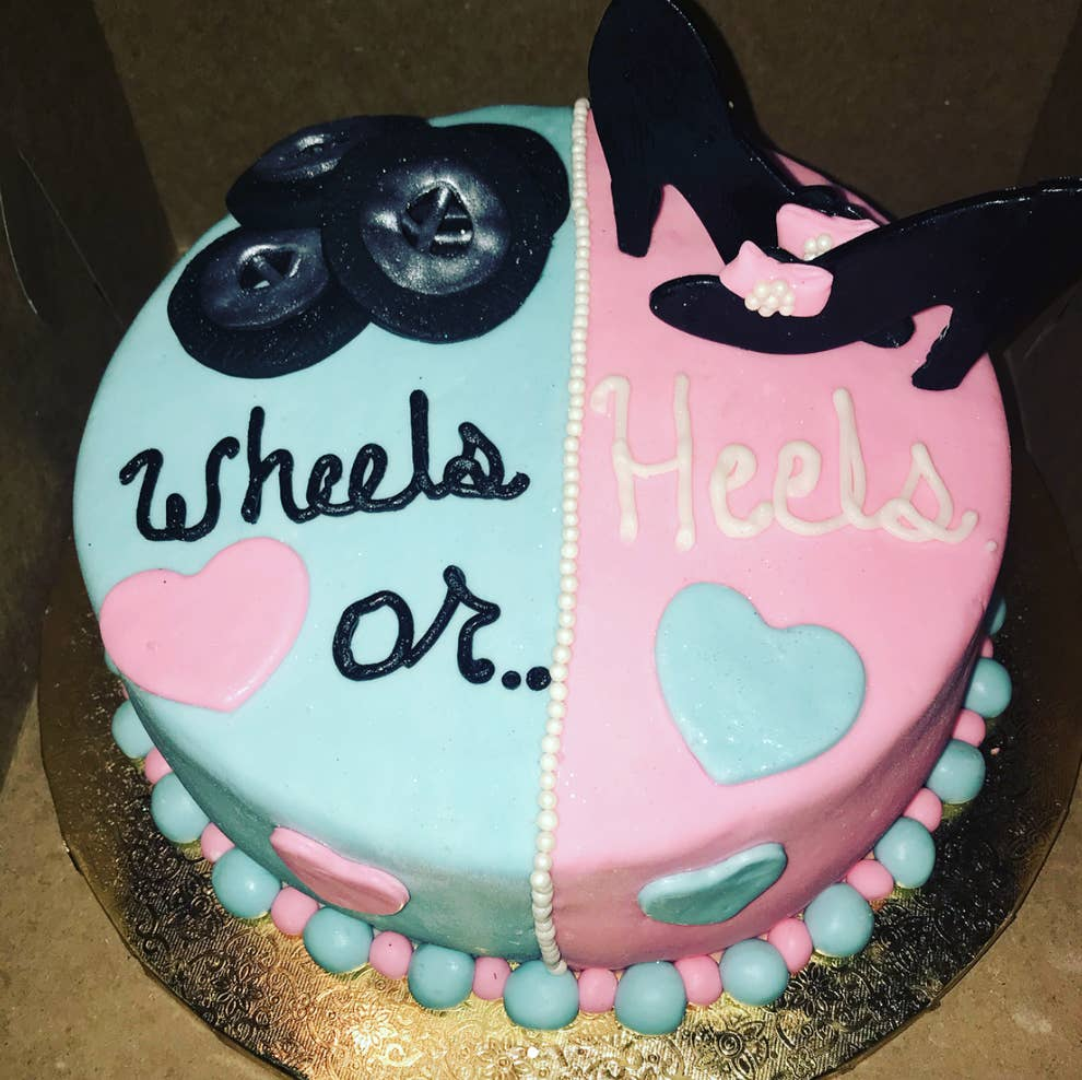 Twitter Users Are Really Confused About These Weird Gender Reveal Cakes