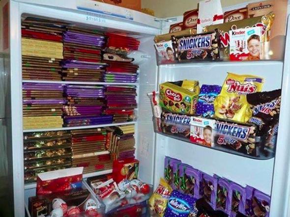Don't store it in the fridge.