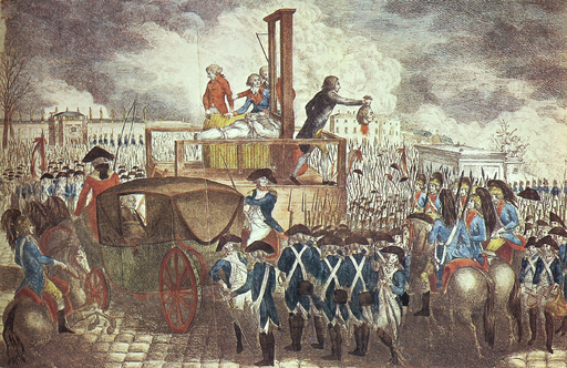 During the French Revolution, life was dangerous, and the fabric of society was rapidly shifting.