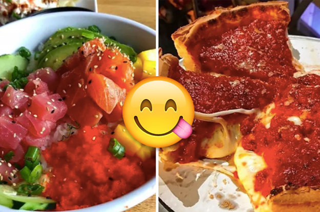 Here Are The Most Popular Foods In Each State, According To People