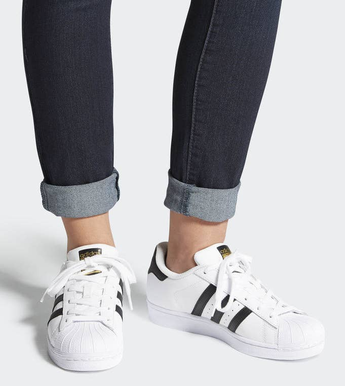 buy popular 9b04d d2bbc A pair of Adidas original superstars to offer a retro style and a super  comfortable addition to your everyday outfit.