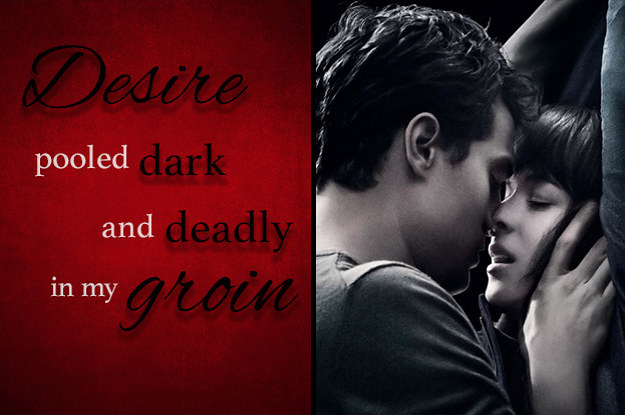 Rate How Turned On You Get By These These 50 Shades Of Grey Quotes And Well Reveal Your Score