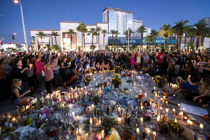 Las Vegas shooting — Oct. 1, 2017