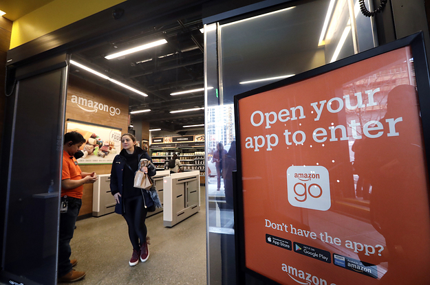 More Cashierless Amazon Go Stores Are Coming This Year