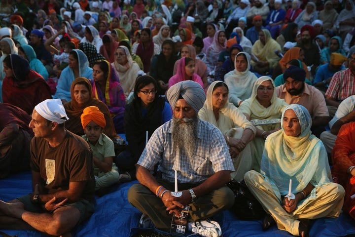 Wisconsin Sikh temple shooting — Aug. 5, 2012