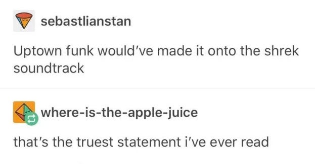 18 Tumblr Posts That Are Funny Because Damn, They're True