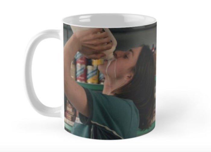 Because one day you'll be thirsty (like Frodo) and you'll need something to put your drink in. Get it here https://www.redbubble.com/people/apaps/works/29917099-frodo-drinking-milk?p=mug&style=standard for $16.29