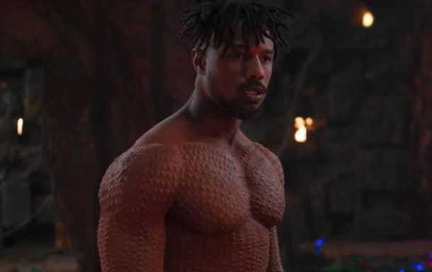 Black Panther Is Triggering Trypophobia And The Internet Has Thoughts