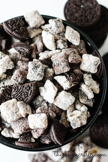 Cookies 'N' Cream Muddy Buddies