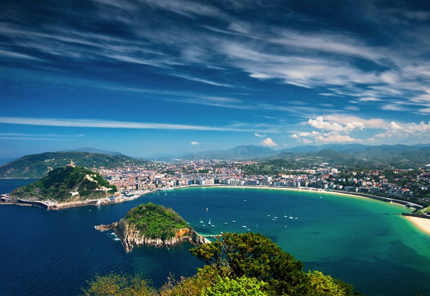 San Sebastián, Spain: For adventurous foodies and the serious fine-dining fanatics alike.