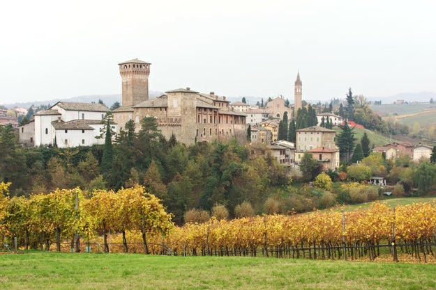 Modena, Italy: For handmade pastas, sparkling red wine, and all the Parmigiano-Reggiano of your dreams.