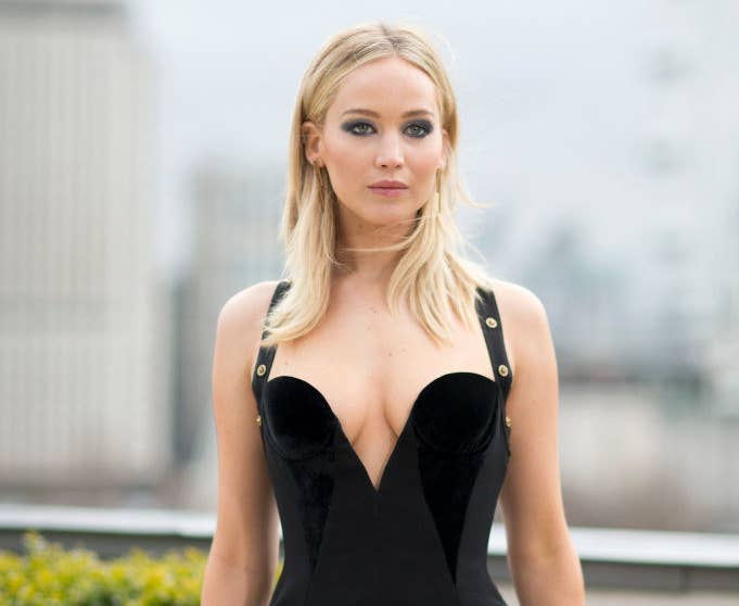 Jennifer Lawrence Says She Doesn't Regret Dropping Out Of