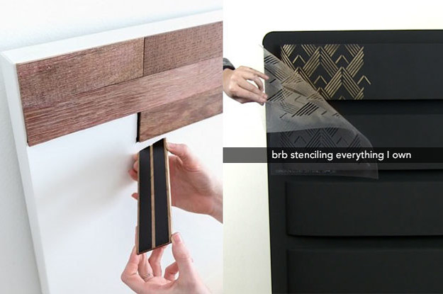 17 Furniture Upgrades You Can DIY If You Have Expensive Taste, But Are Broke As Hell