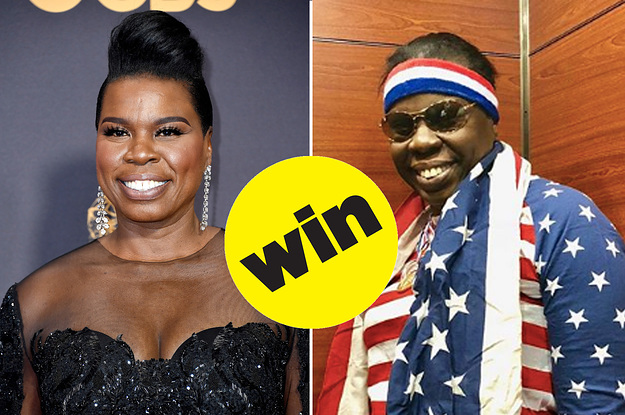 20 Reasons Why Leslie Jones Slays All Day EVERY DAMN DAY