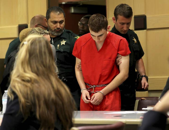 "Tipster Warned FBI About Florida School Shooting Suspect: ""He's Going To Explode"""