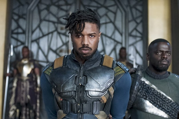 If you didn't know Michael B. Jordan before Black Panther, then 1) you weren't really living, and 2) you definitely do now.