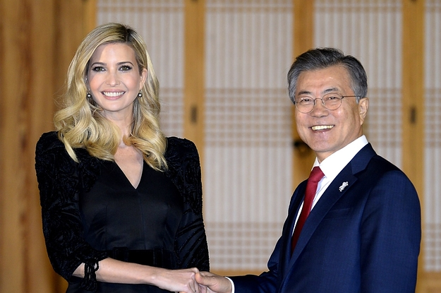 Ivanka Trump Says She Introduced Her Kids To K-Pop And People Aren't Happy