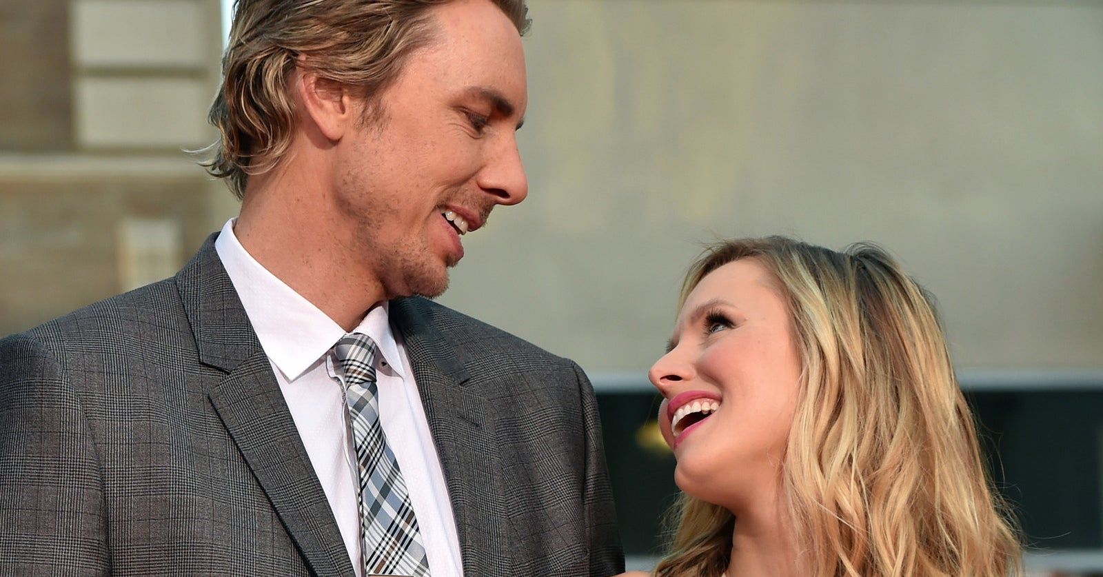 Kristen Bell And Dax Shepard Found Their Twins While Watching The Olympics And It's Perfect