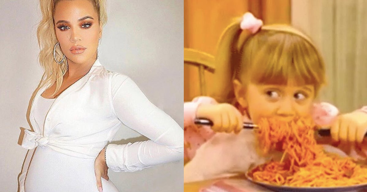 I'm Not Pregnant, But I Connect To Khloé Kardashian's Food Cravings On An Emotional Level