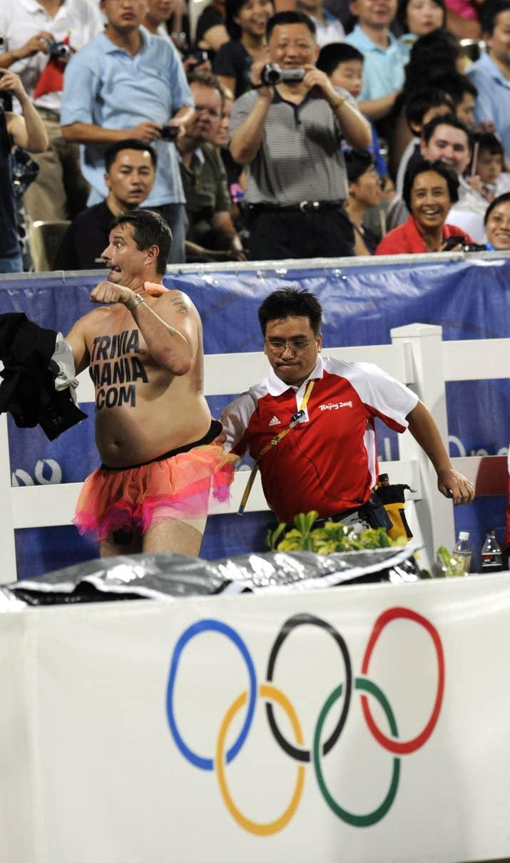 北京オリンピック(2008)