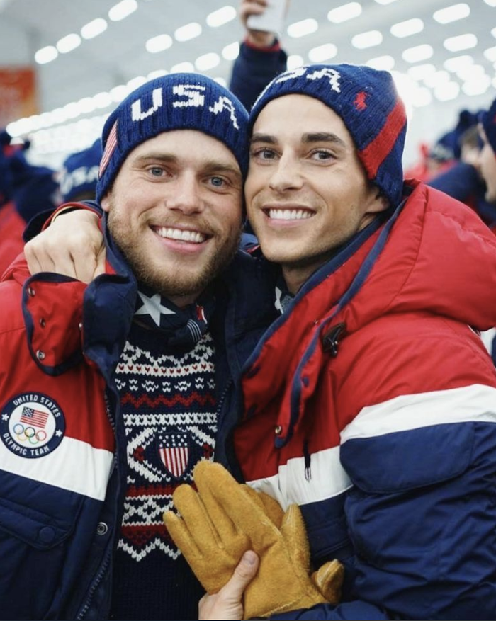This is the most EVER for the Winter Olympics, according to Outsports.