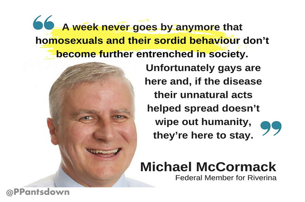Australia's New Deputy Prime Minister Once Said