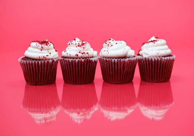 Red food colouring is made from ground up insects.