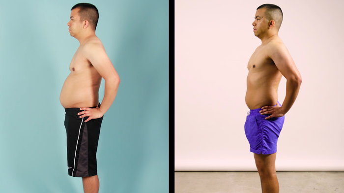 On The Seventh Week They Looked At Their Results Juan Was Up First And He Lost 10 Pounds And A Decent Amount Of Body Fat