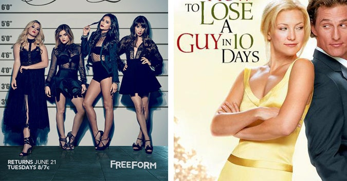 Choose Between Your Favorite TV Shows And We'll Give You A RomCom To Watch Next