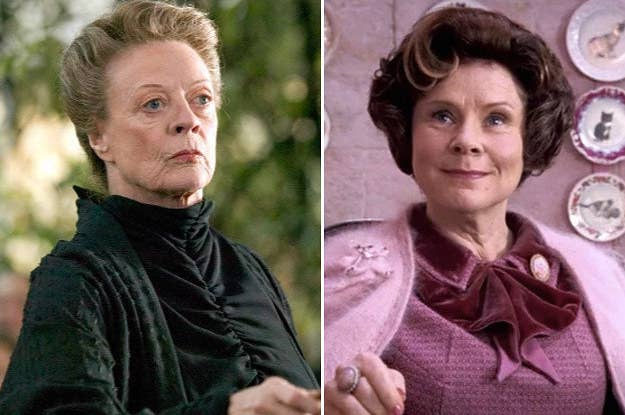 17 Harry Potter Professors From Worst To Best