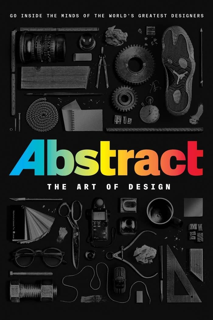 """""""Abstract: The Art of Design gave me the push I needed to pursue my dream of working in design. After watching this series, I decided to apply for a design internship. It's not a big deal, but it means a lot to me. I've watched the documentary at least four times and it just keeps inspiring me more and more."""" —s46b39a4b5Stream it on Netflix."""