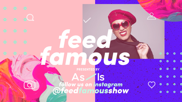 Think you've got what it takes? The enter here and tell us why you've got what it takes to be Feed Famous.