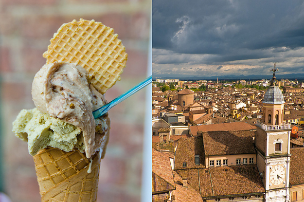 This Quiz Will Reveal Your Perfect Food City