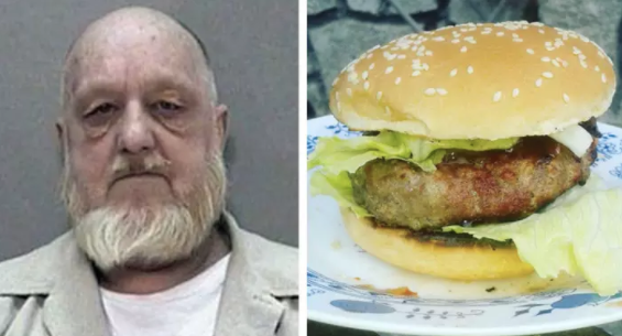 Serial killer Joe Metheny owned a food stand and sold burgers that combined animal meat with the flesh of his victims to unsuspecting customers.