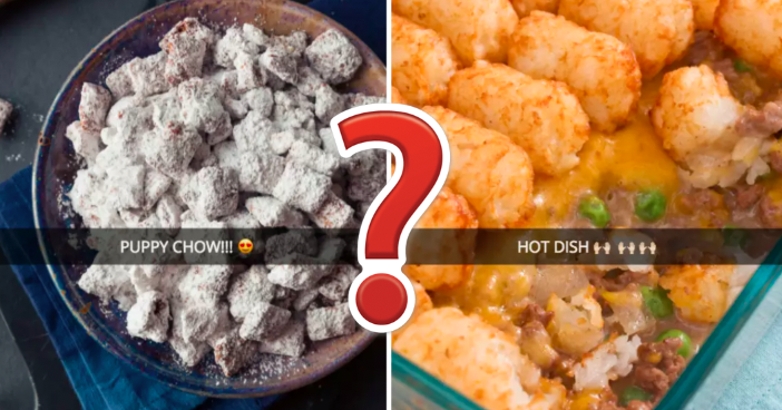 Which Midwestern Food Are You?