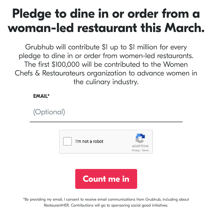 Grubhub Promotes Women-Led Restaurants To Address Inequality
