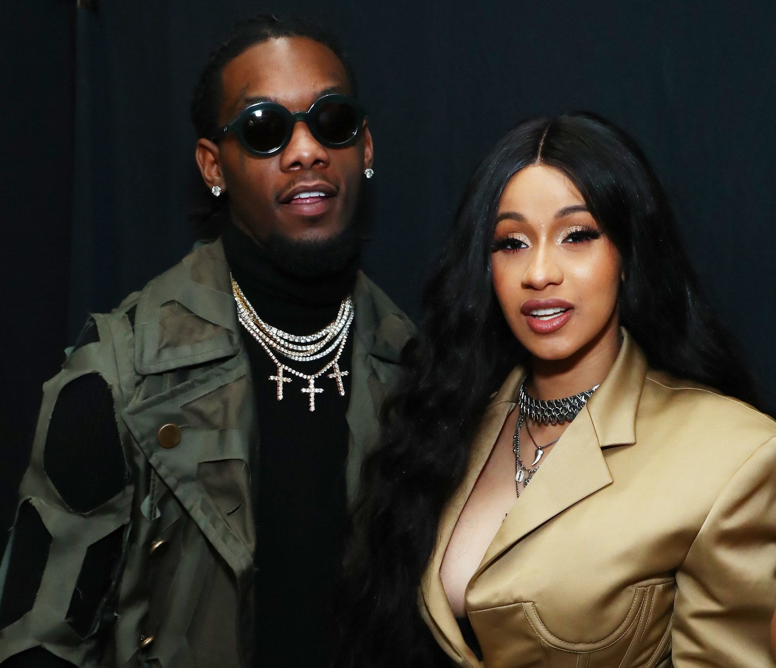 The 25-year-old Bronx native isn't afraid to speak her mind, especially when it comes to people and things she cares about, like fiancé Offset of Migos.
