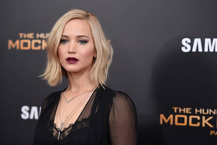Jennifer Lawrence: Hacking nude photos is a sex crime