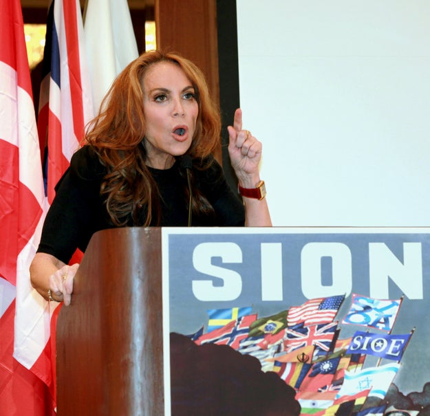 Pamela Geller is an anti-Islam conservative firebrand, hardcore Trump supporter, Breitbart contributor — and the mother of the Oshry sisters. She's no stranger to Instagram.