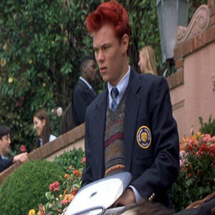Um, Jeremiah From The Princess Diaries Is Super Hot Now