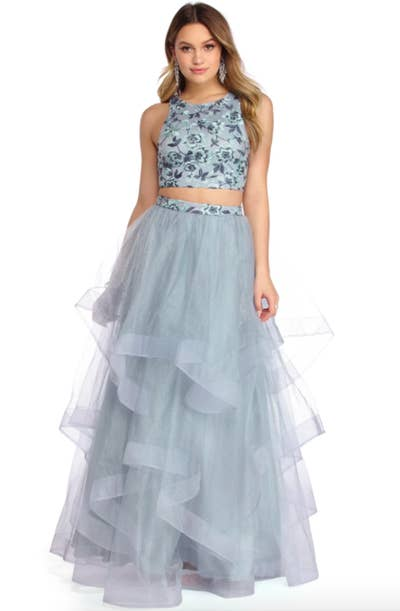 8eb292d664 Windsor Store offers colorful and fashion forward gowns fit for a celeb.