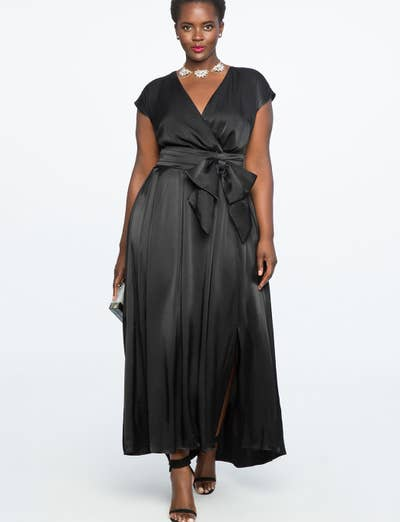84993fe3f0975 27. Eloquii is a plus-size company with a small but mighty selection of  elegant dresses.