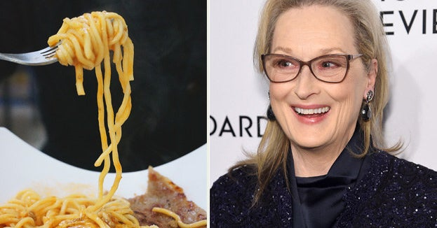 Which 2018 Oscar Nominee Are You Eating This Five-Course Meal With?