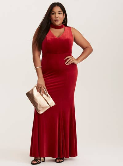 d0cbcd3c2e8 Torrid is a plus-size brand that sells glamorous dresses that ll totally  make a statement.